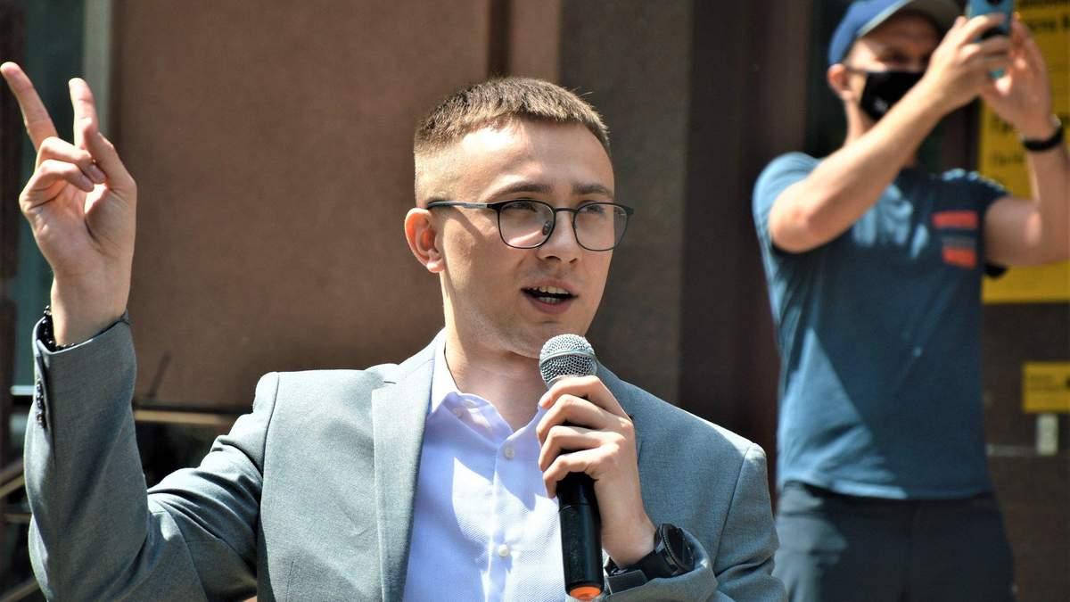 Стерненко рассказал, что последнее сказал напавший на него Кузнецов перед смертью