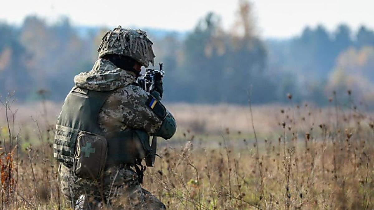 Сутки на Донбассе: оккупанты трижды обстреляли украинских защитников