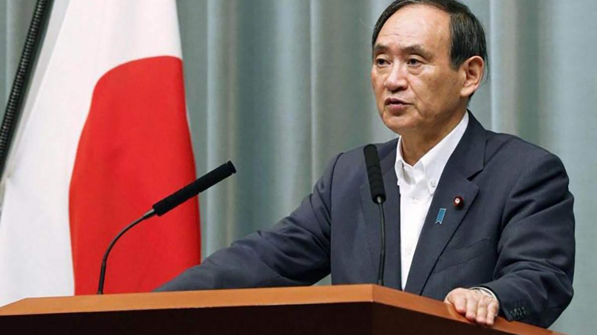 Йосіхіде Суга новий прем'єр-міністр Японії: що про нього відомо
