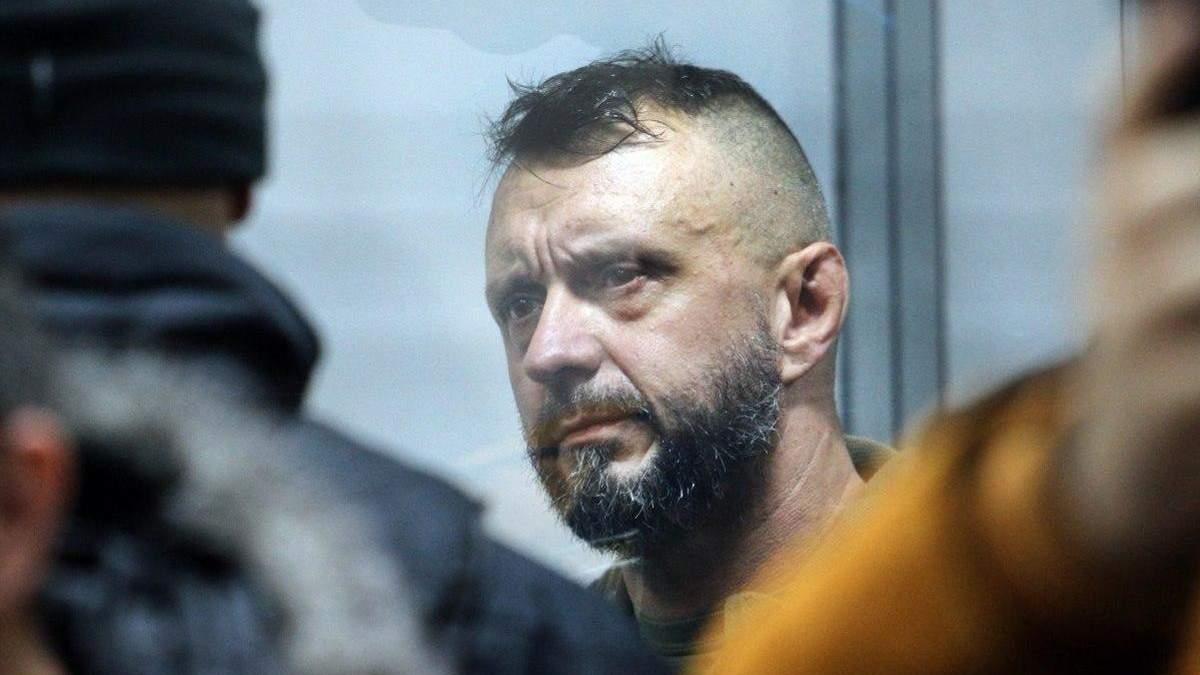 Антоненко судиться в Европейский суд по правам человека
