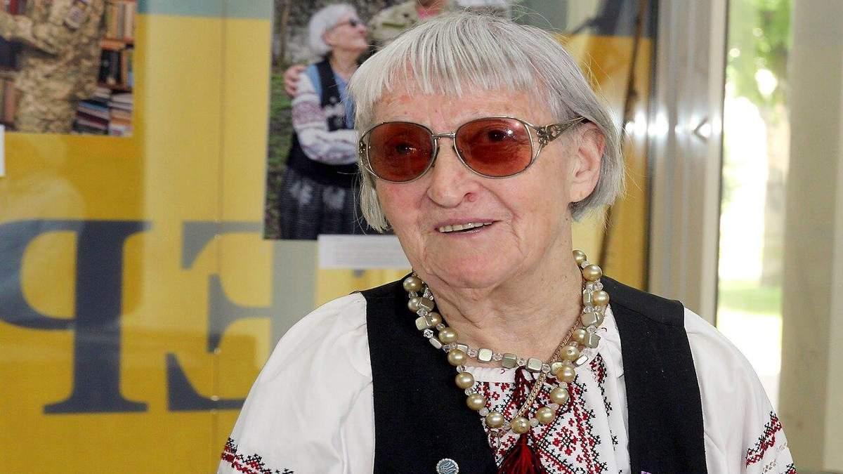 У Дніпрі померла зв'язкова УПА Засіменко-Бонацька: що про неї відомо