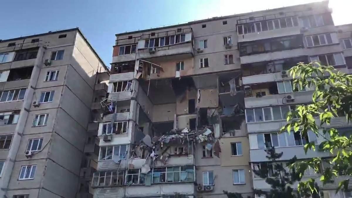 Взрыв дома на Позняках: за сколько снесут дом