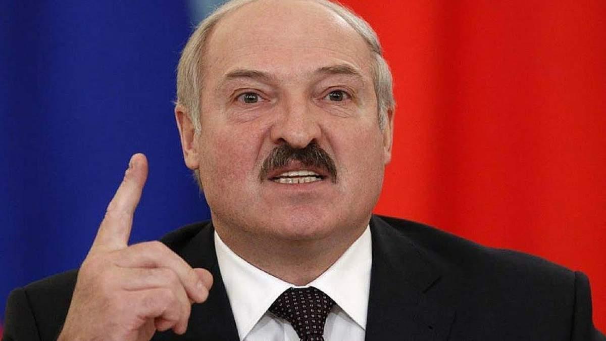 Лукашенко про Україну Духовний зв'язок народів не повинен дати тріщину