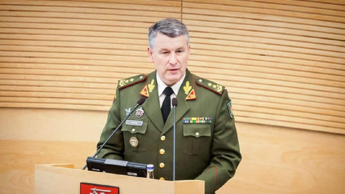 Литва стурбована військовими навчаннями Білорусі та РФ