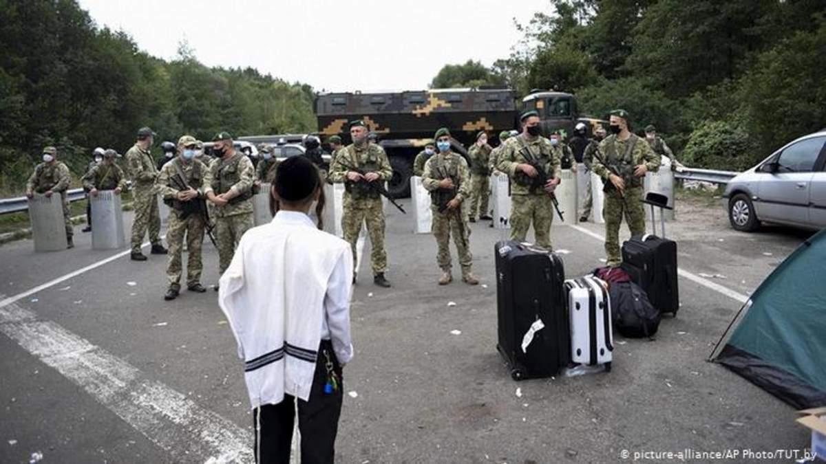 У МЗС Білорусі кажуть, що допоможуть хасидам
