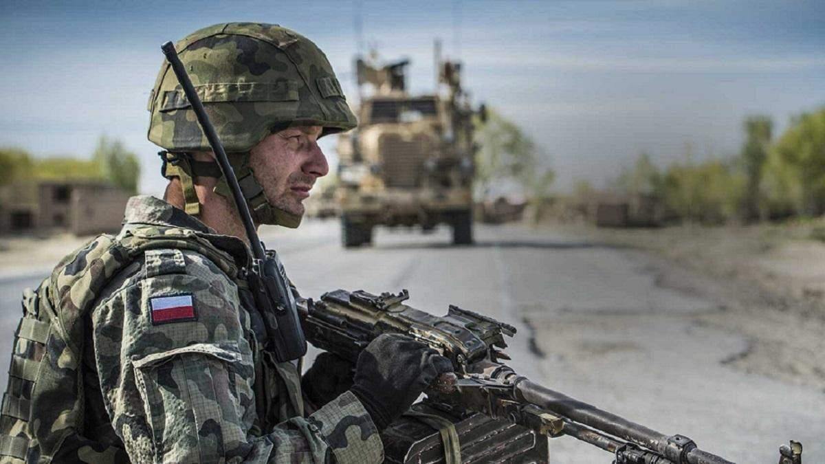 Польша отправит в Турцию 50 своих военных