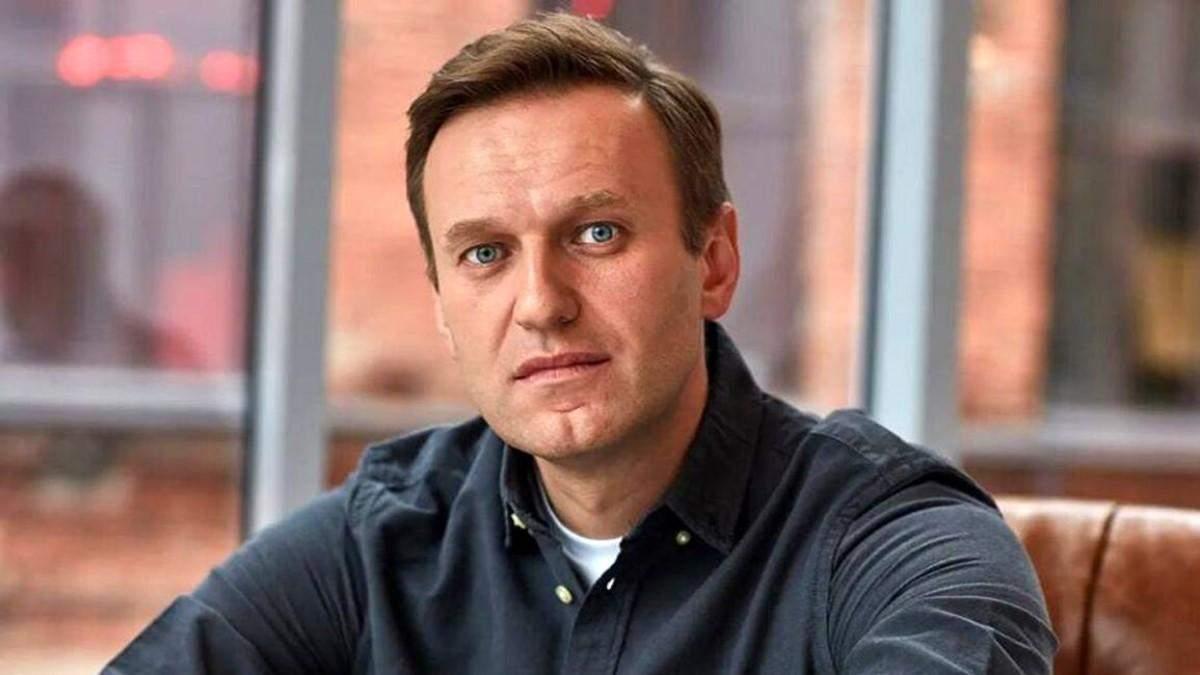 Навальний може отримати премію миру