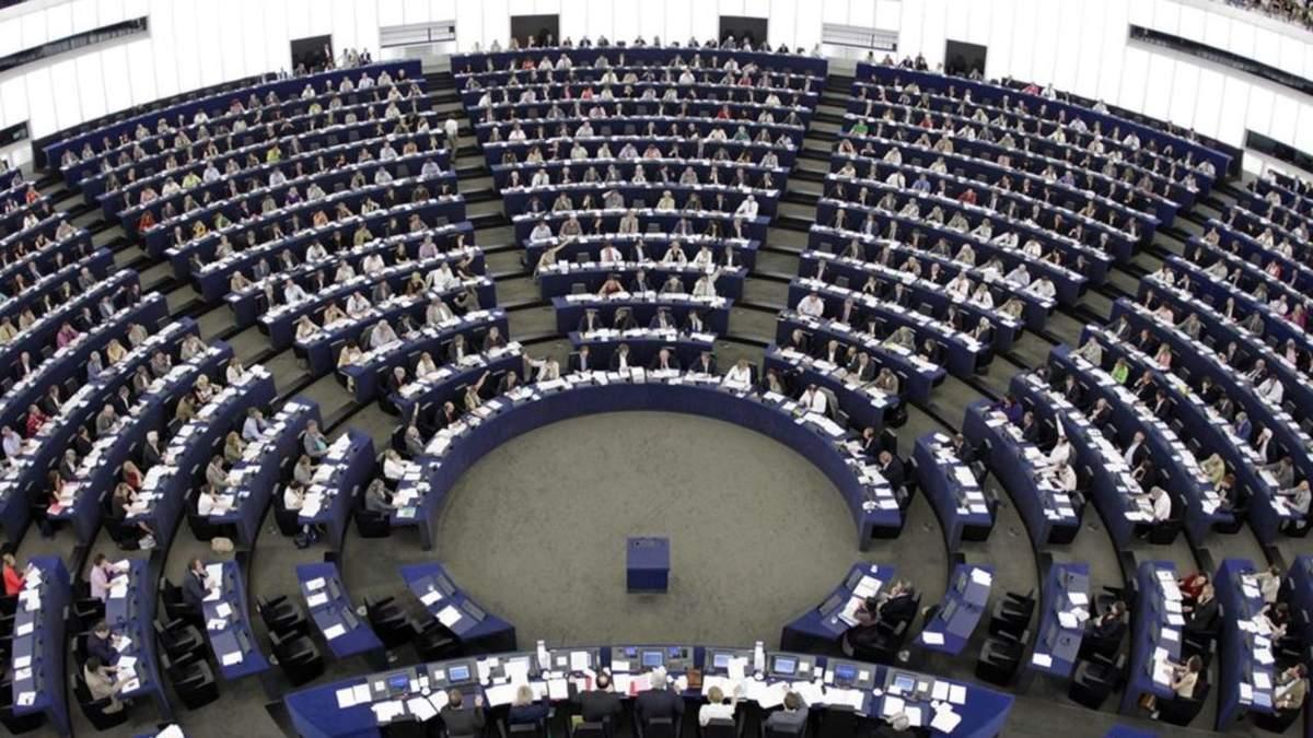 Европарламент не признал результаты президентских выборов в Беларуси