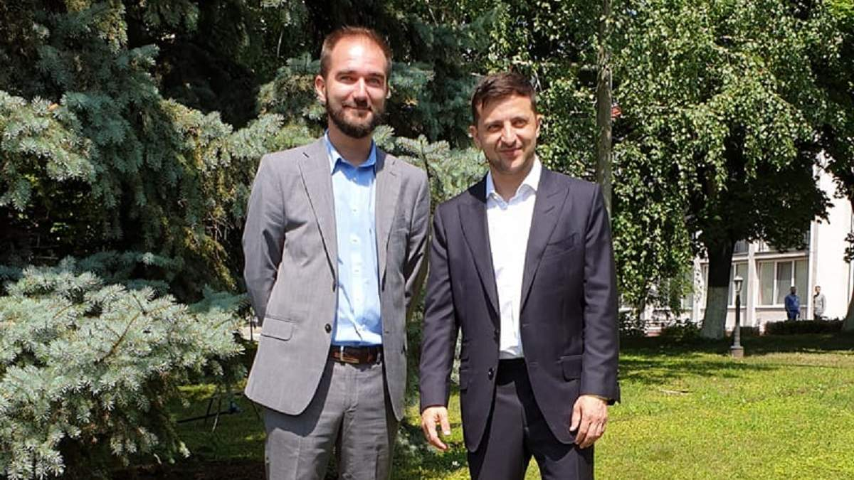 Зеленский признался, что радуется из-за дела Юрченко