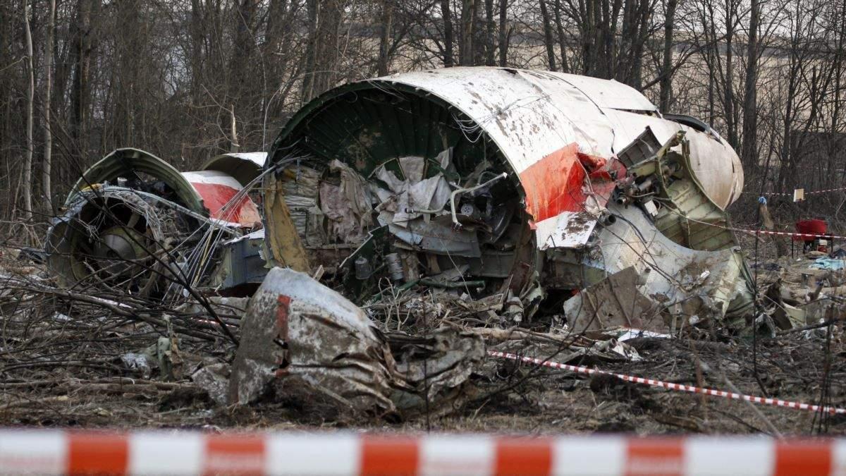 Катастрофа під Смоленськом: Росія не видасть своїх диспетчерів Польщі