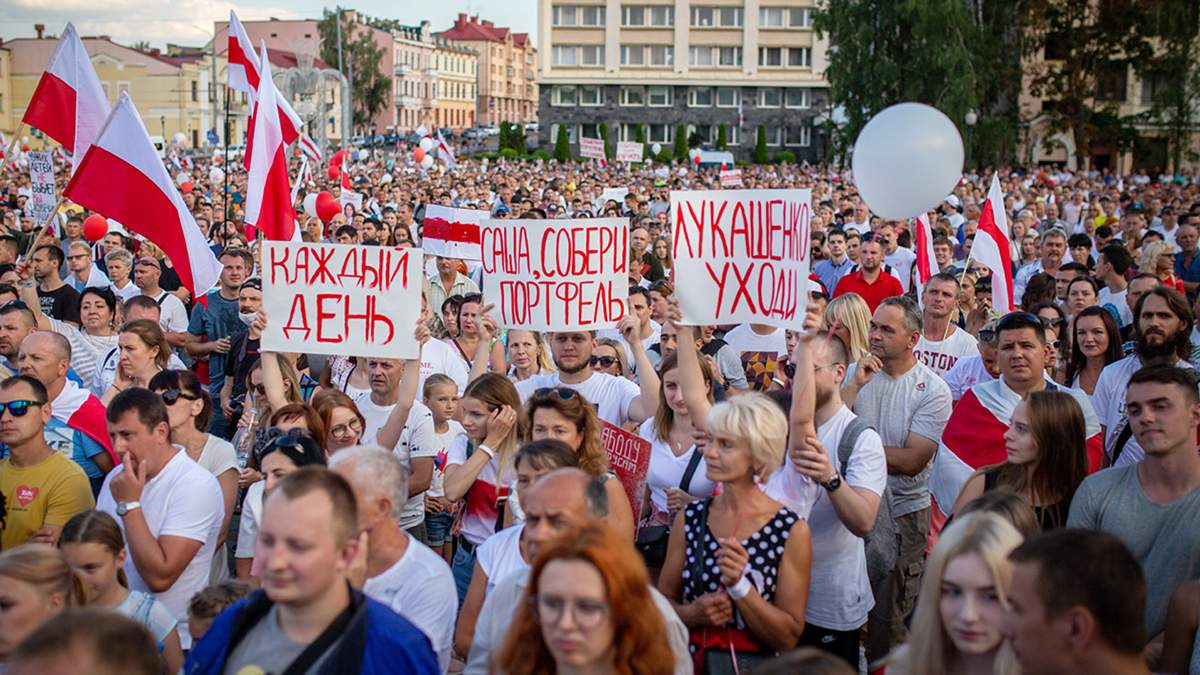 США, Украины и еще 27 стран осудили отключение интернета в Беларуси
