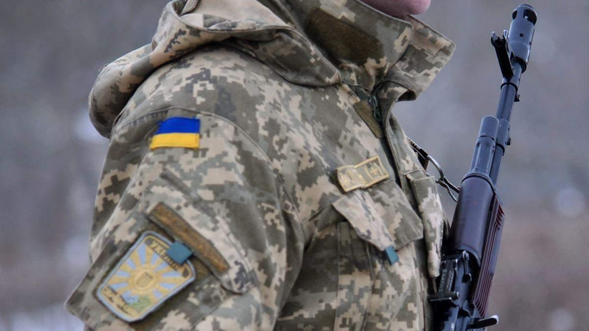 В Одессе у солдата был инсульт через воспитательную работу офицеров