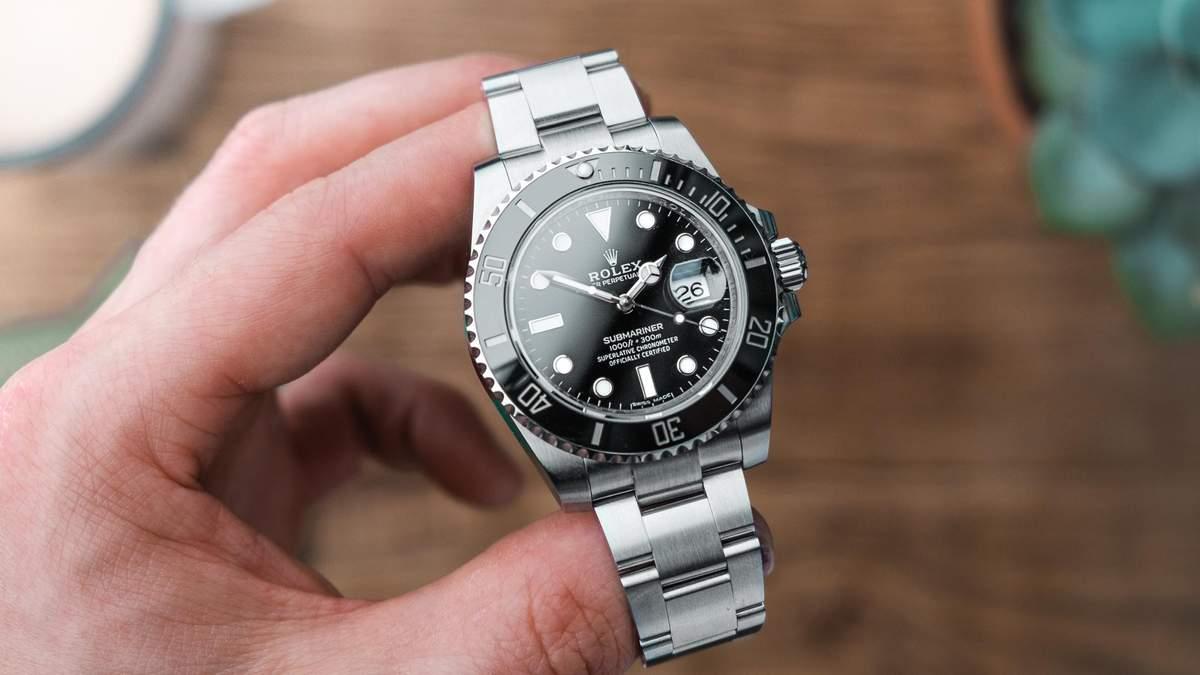 Андрій Задорожний не задекларував свій коштовний годинник Rolex