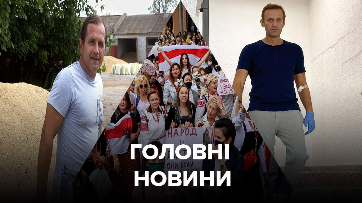 Новини 19 вересня 2020 – новини України та світу