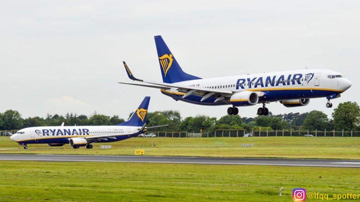 Ryanair сократит количество рейсов еще на 20%: причина