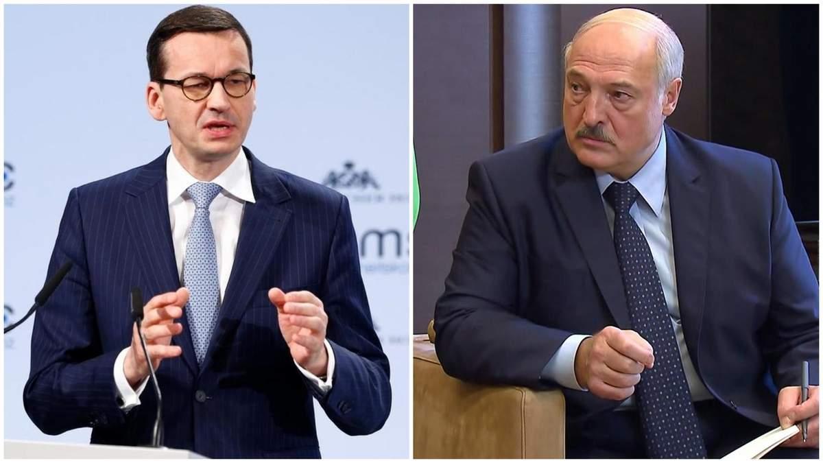 Прем'єр Польщі шокований варварством влади Лукашенка