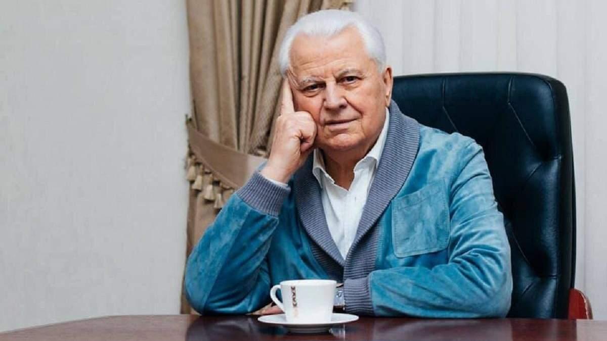 Кравчук: Нам нужно научиться играть против России на любом политическом поле