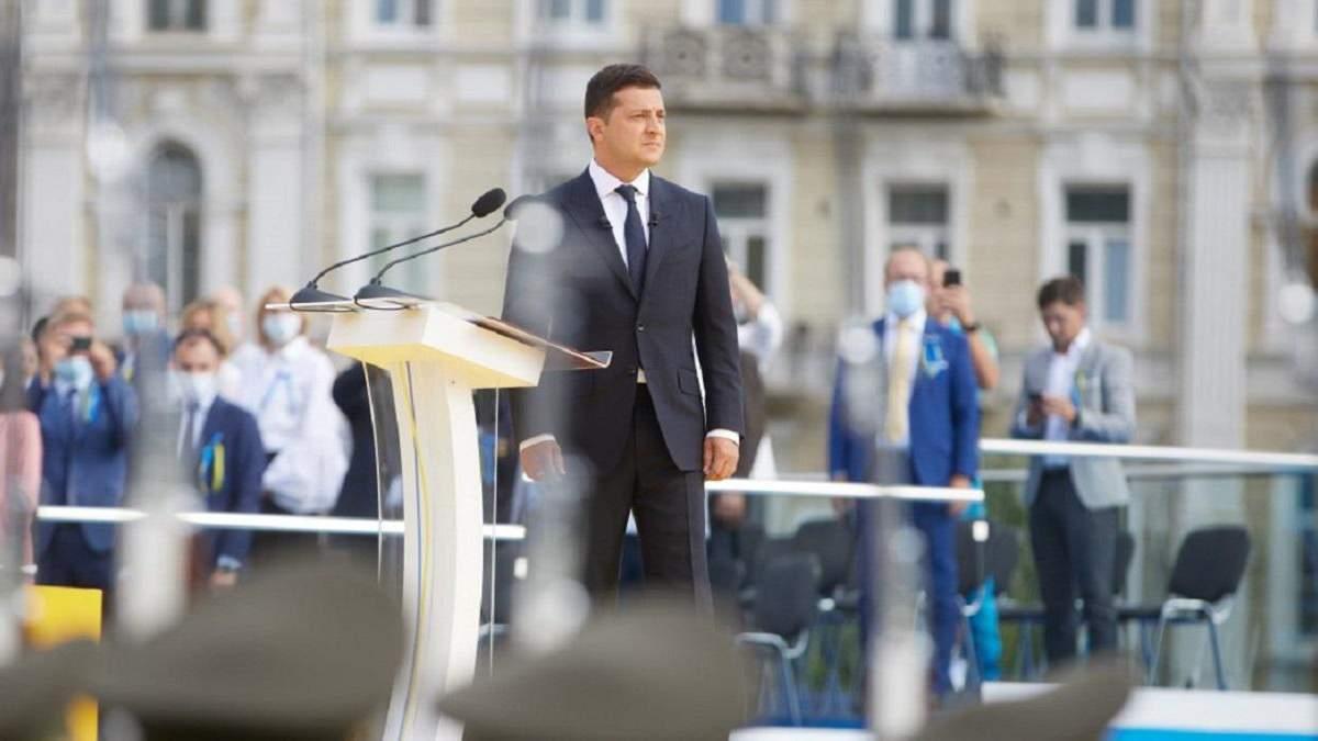 Зеленский принял участие в конференции ООН: что сказал президент