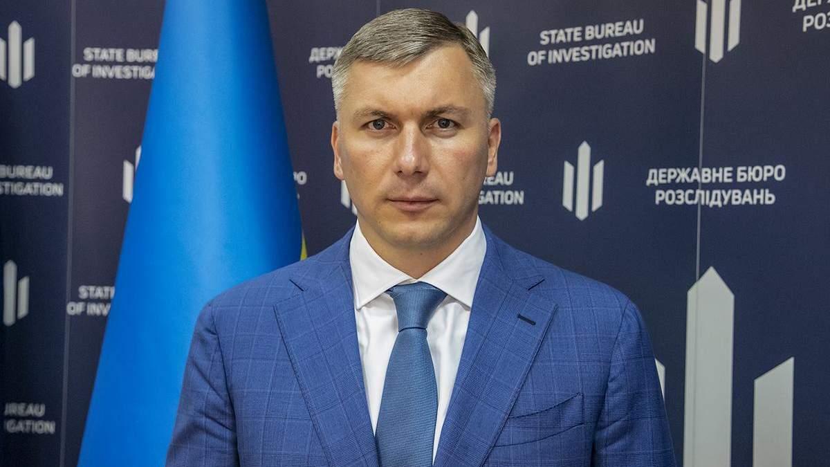 Зміна керівництва ДБР: новий виконувач обов'язків директора – Сухачов