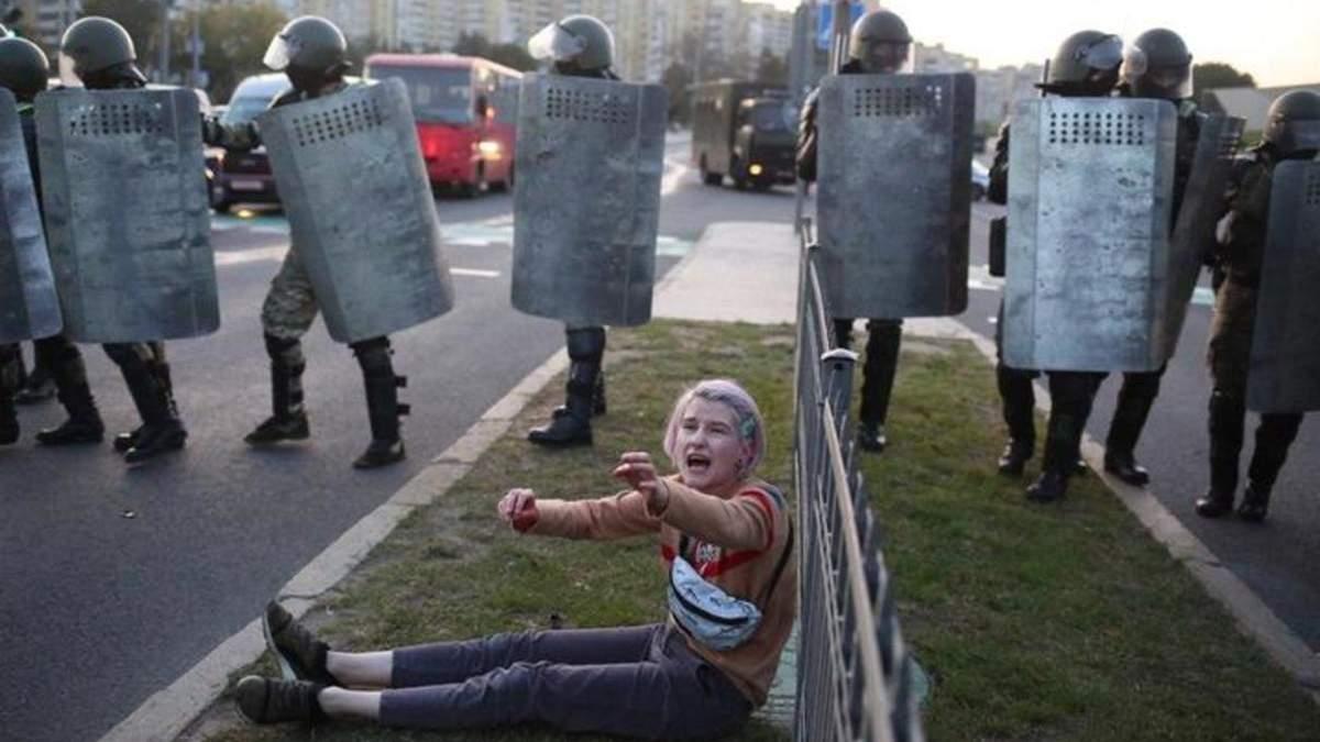 Протесты в Беларуси 23 сентября 2020: новости и видео