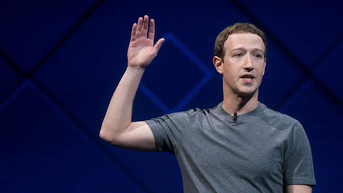 Марк Цукерберг розповів про улюблений бренд смартфонів