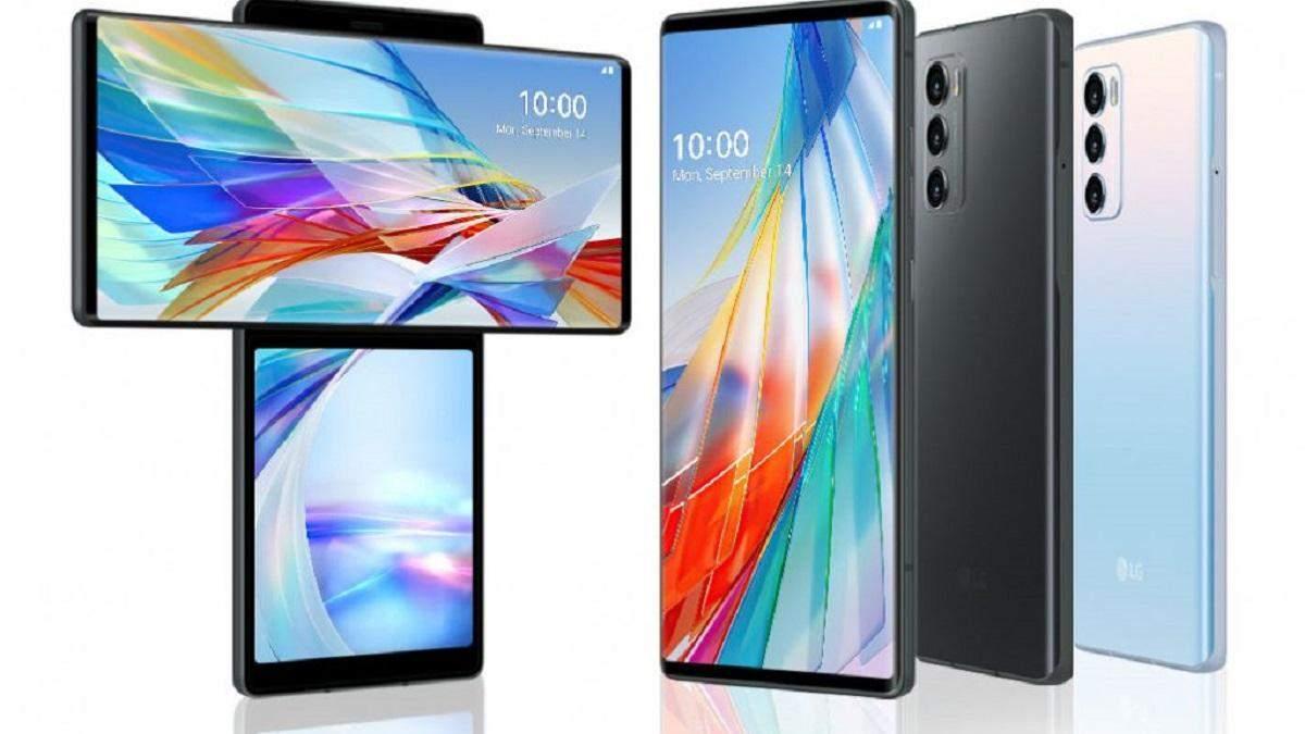 LG Wing получил дату продаж и цену