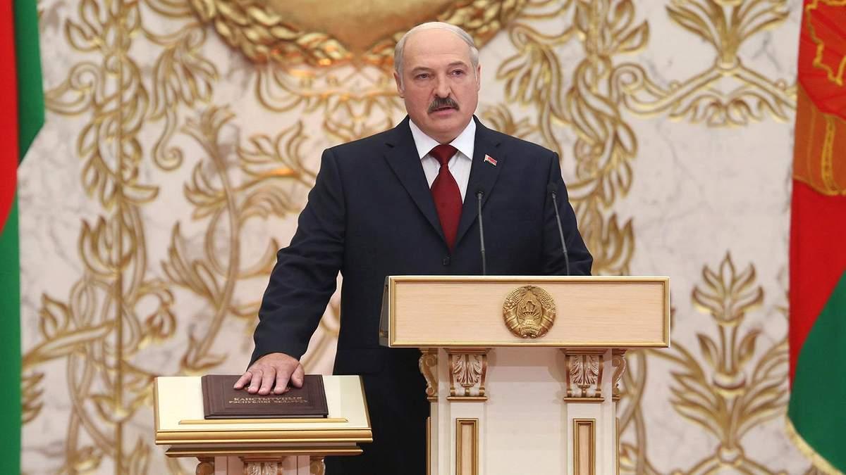 Инаугурация Лукашенко 2020: он вступил в должность президента Беларуси