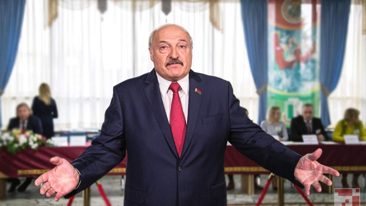 ДержЗМІ Білорусі повідомили, що Лукашенко вступив на посаду президента