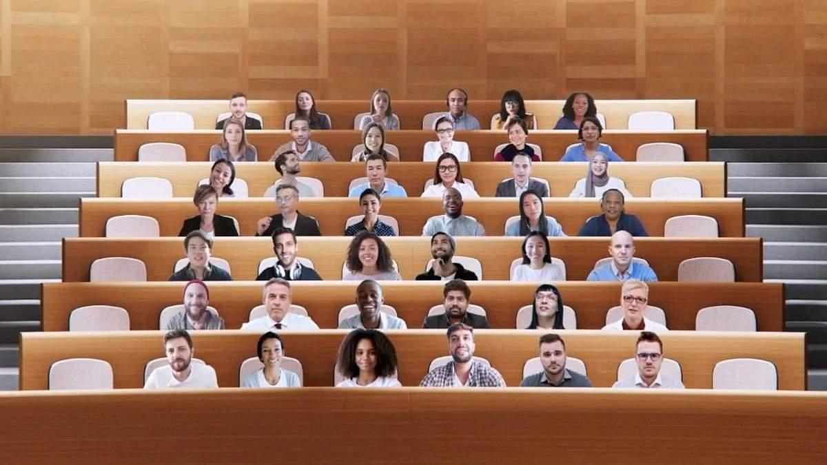 Аудиторія в Microsoft Teams