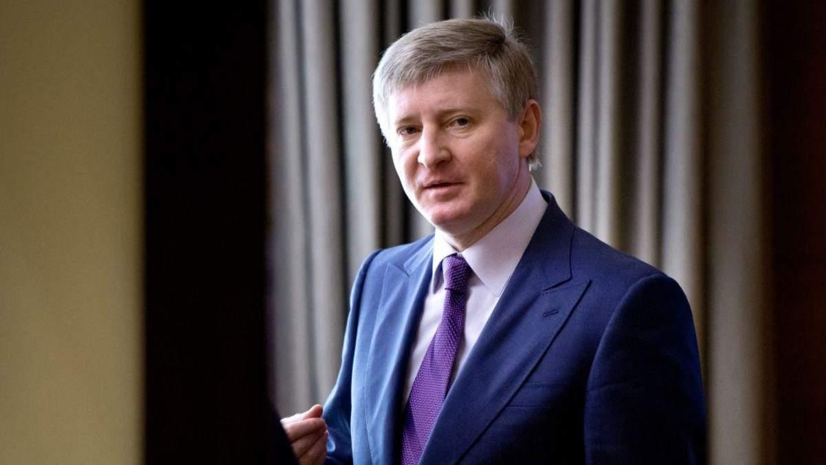 Ахметов финансирует фракцию Слуга народа и Офис президента - 24 канал