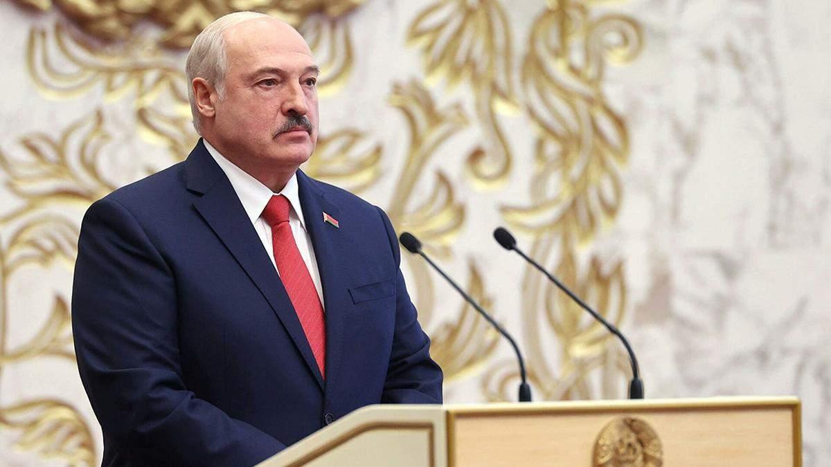 Україна не визнає інавгурацію Лукашенка