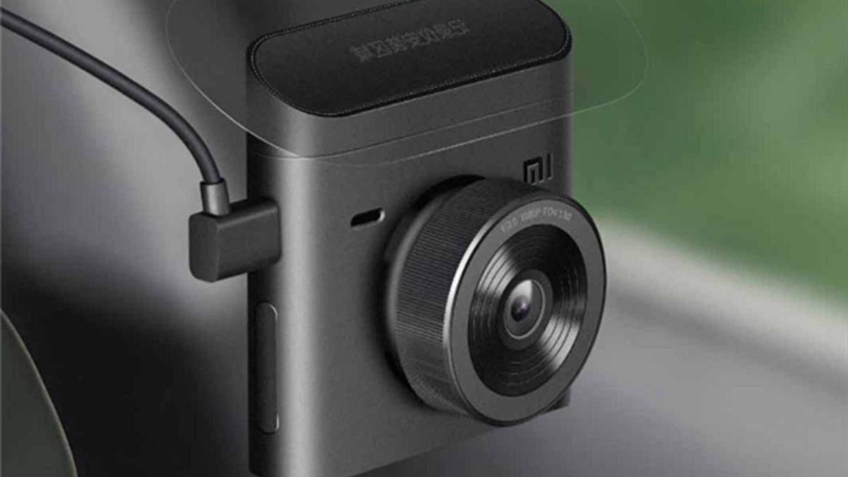 Mi Smart Dashcam 2 Standard Edition
