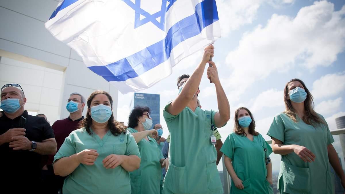 Герметичний карантин в Ізраїлі