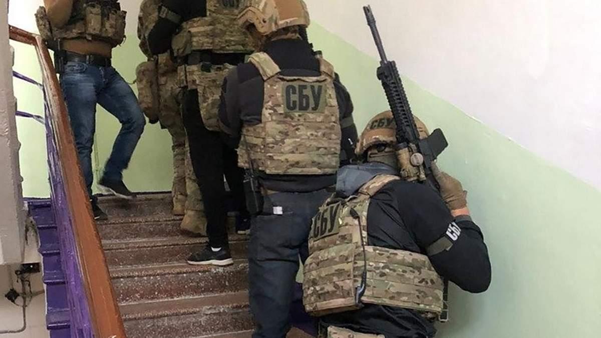 СБУшники затримали свого ексколегу в Краматорську