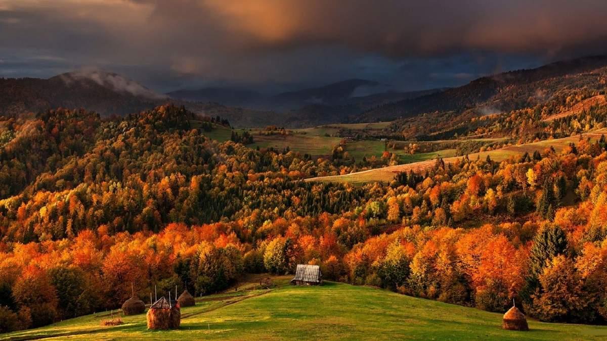 Погода на жовтень 2020, Україна: прогноз, яким буде жовтень