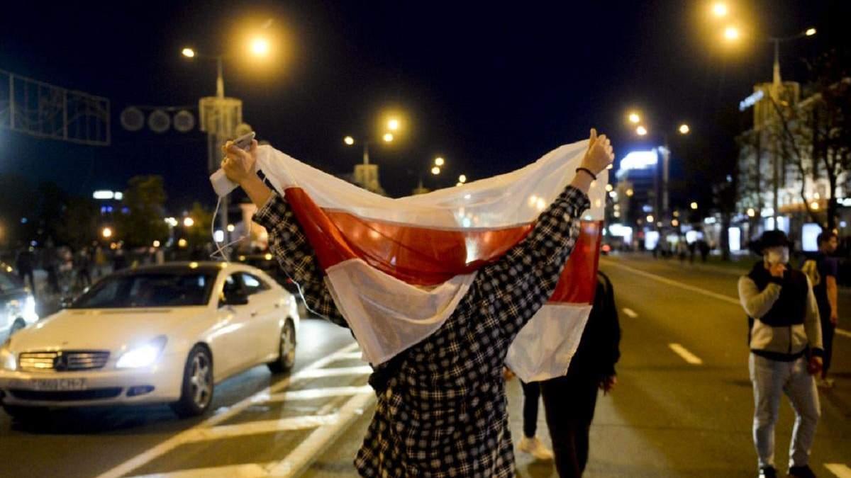 Протести в Білорусі 27 вересня 2020: новини, відео