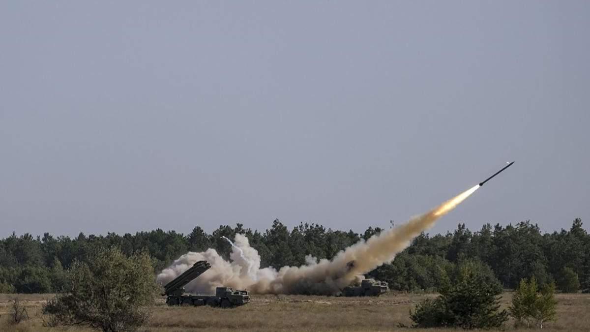 У Росії відреагували на військові навчання в Україні