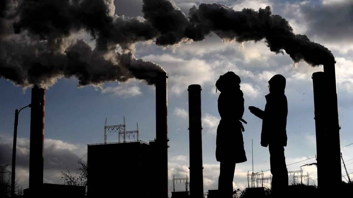 Україна = зона екологічної катастрофи
