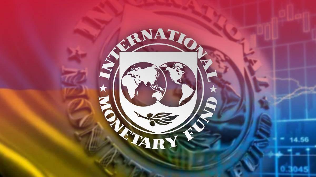 Прогнози МВФ щодо України: як часто справджуються