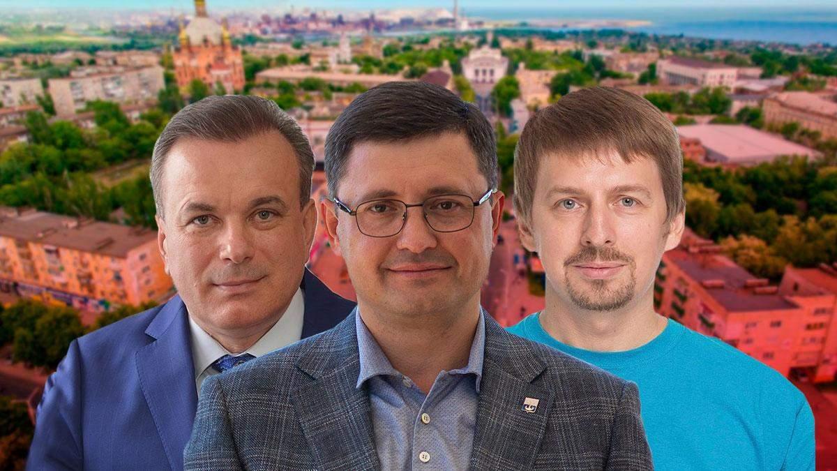 Хто йде в мери Маріуполя 2020 – кандидати на місцеві вибори