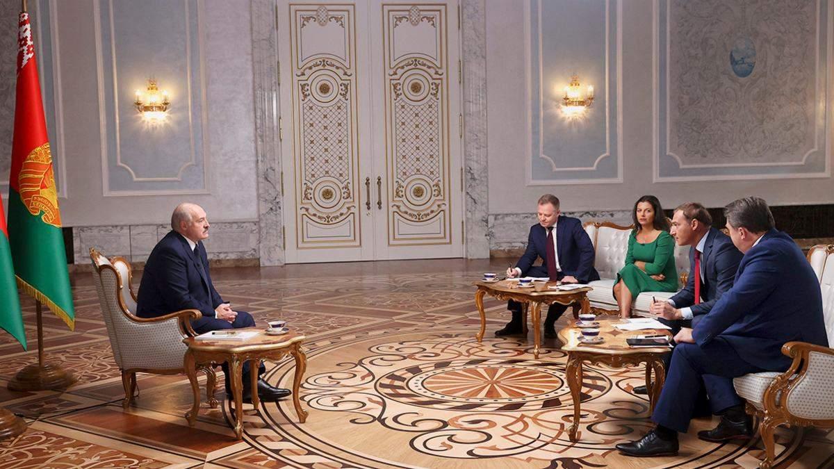 От Украины к Беларусси: российские пропагандисты нашли новую жертву