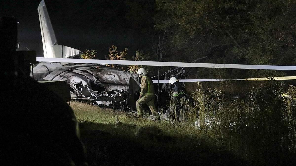 Планове вбивство курсантського Ан-26Ш: фатальний лівий двигун перепрацював 589 льотних годин