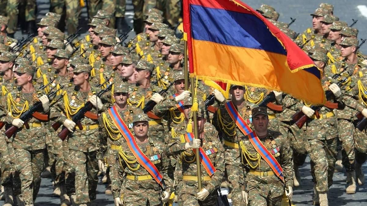 Через поновлення боїв у Нагірному Карабасі Вірменія оголосила воєнний стан і загальну мобілізацію