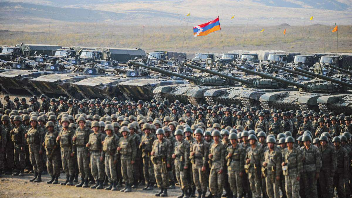 Нагорный Карабах: история конфликта: yu_dzin — LiveJournal