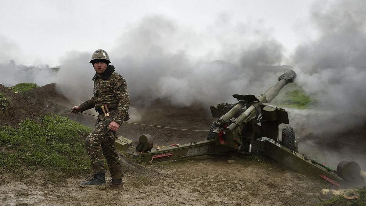 Нагорный Карабах - что должен понять Украина? - 24 Канал