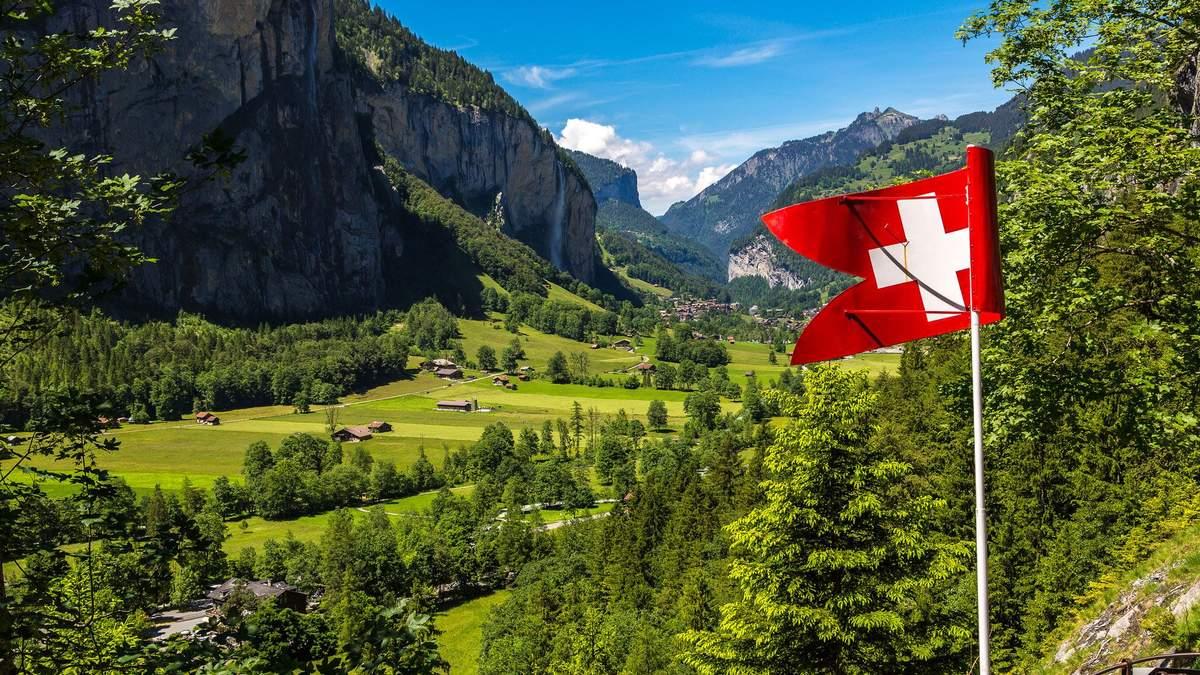 Швейцарцы проголосовали против прекращения передвижения с ЕС