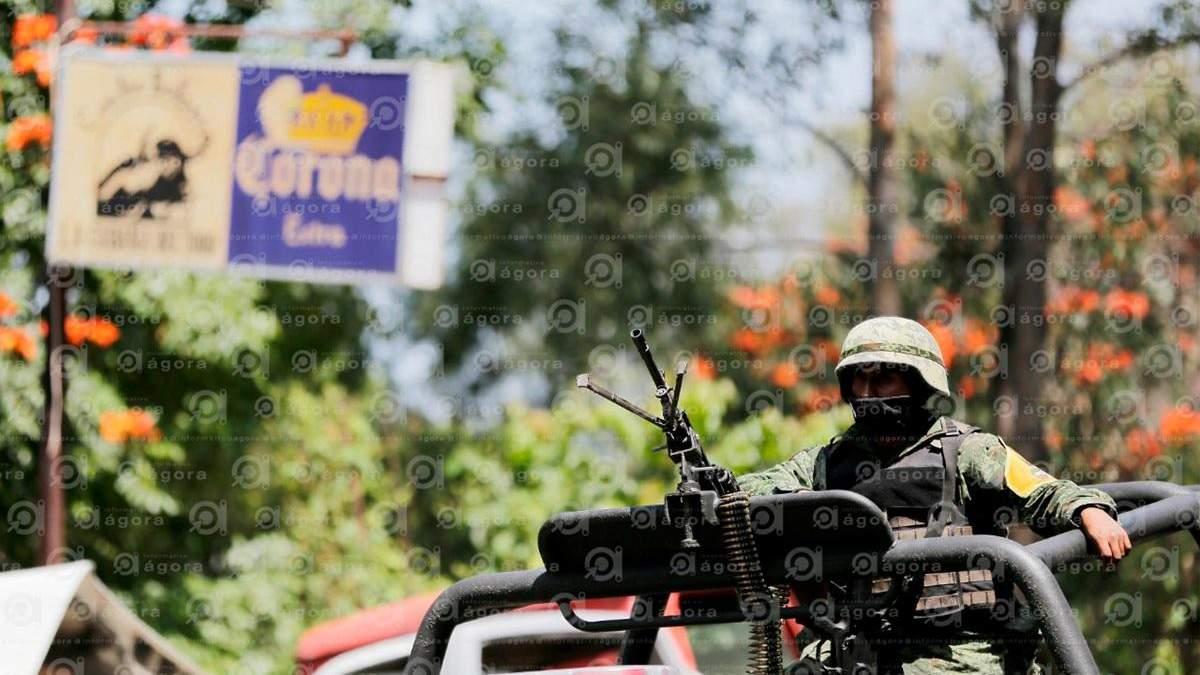 Массовое убийство в Мексике: неизвестные расстреляли 11 человек в баре