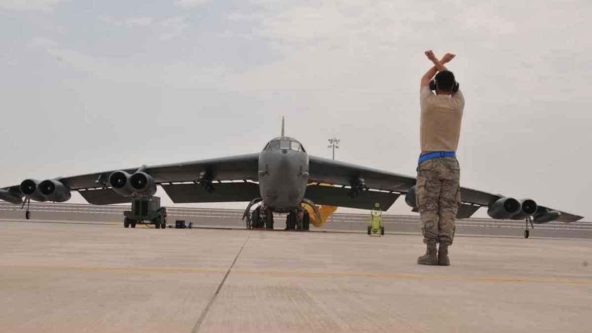 США забрали з Європи бомбардувальники В-52, які дратували Росію