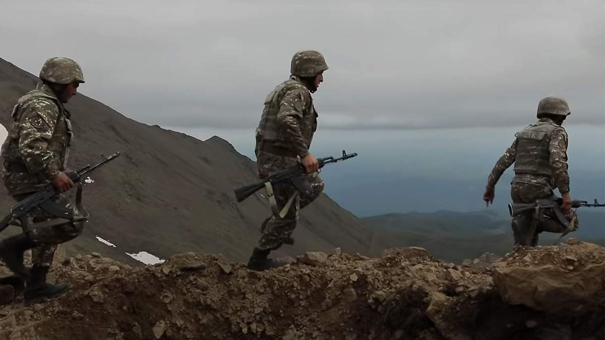 Война Азербайджана и Армении из-за Карабаха: потери сторон
