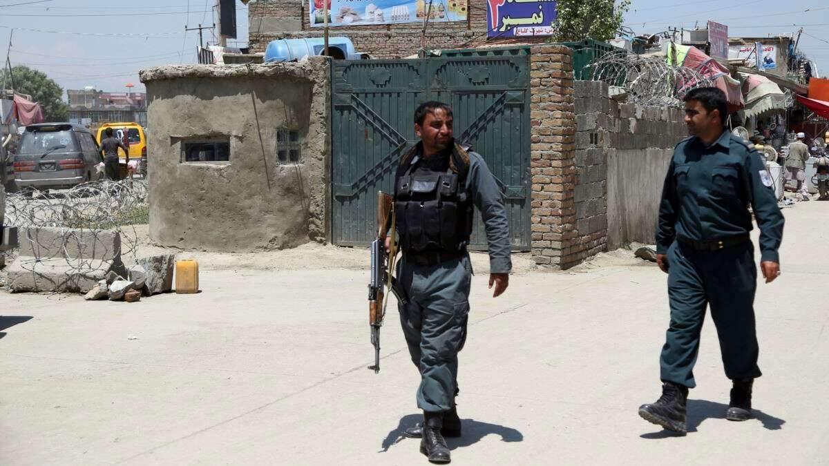 В Афганистане убили восьмерых боевиков Талибана